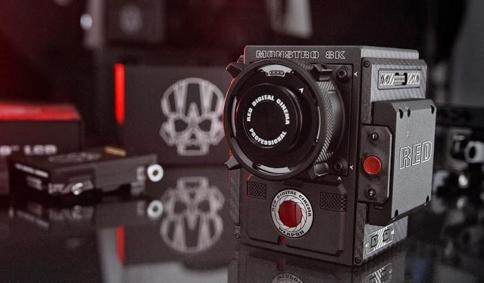 O novo sensor da RED para vídeos profissionais se chama Monstro 8K